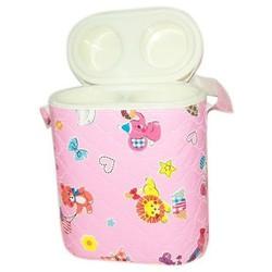 Bình ủ sữa đôi-bình ủ sữa sử dụng được cho bình cổ rộng