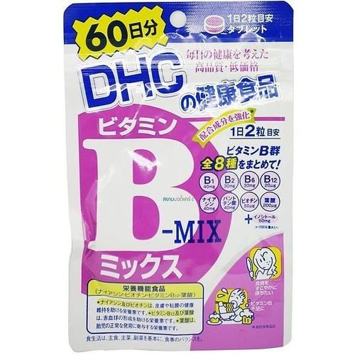 Viên uống DHC Vitamin B Mix 60 ngày