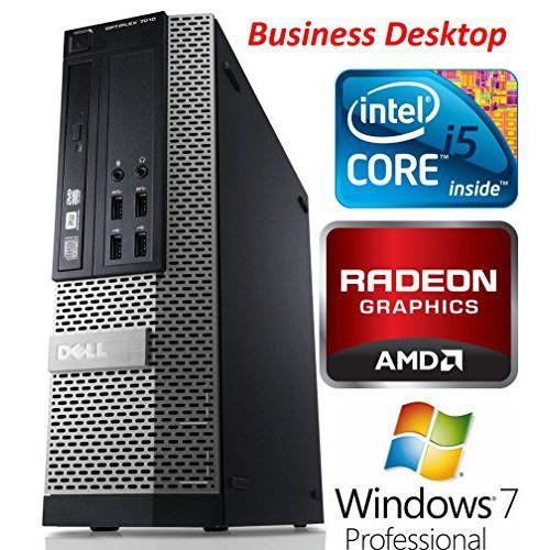 Máy tính Dell OPTIPLEX 9010 CPU I5-3470, Ram 4GB, SSD 120GB, bảo hành 12 tháng, hàng nhập khẩu, không kèm màn hình