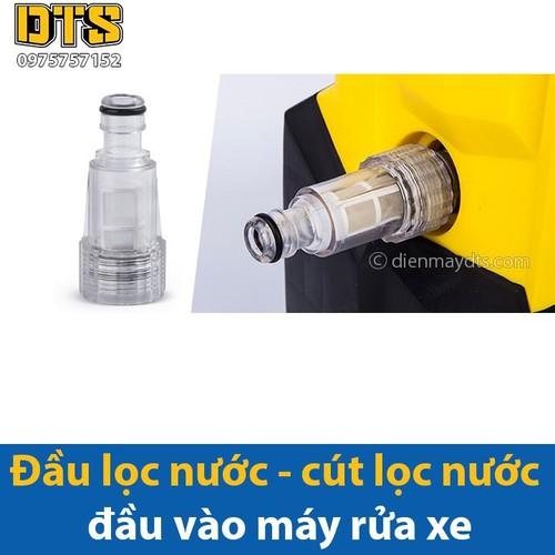 Đầu lọc nước - cút lọc nước đầu vào máy rửa xe áp lực cao