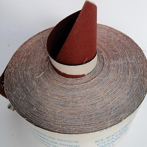 Vải nhám jb-5, nhám cuộn jb-5 lưng trắng cát đỏ - 17198803 , 19215412 , 15_19215412 , 200000 , Vai-nham-jb-5-nham-cuon-jb-5-lung-trang-cat-do-15_19215412 , sendo.vn , Vải nhám jb-5, nhám cuộn jb-5 lưng trắng cát đỏ