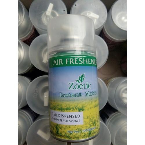 Nước hoa xịt phòng hương hoa tổng hợp dùng cho máy xịt tự động