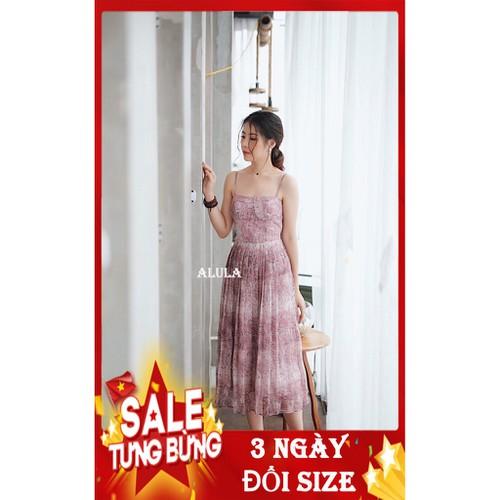 Váy maxi 2 dây đầm nữ dáng xòe họa tiết - váy đầm thiết kế cao cấp - vải voan lụa mềm mát không nhăn - 17205536 , 19229862 , 15_19229862 , 650000 , Vay-maxi-2-day-dam-nu-dang-xoe-hoa-tiet-vay-dam-thiet-ke-cao-cap-vai-voan-lua-mem-mat-khong-nhan-15_19229862 , sendo.vn , Váy maxi 2 dây đầm nữ dáng xòe họa tiết - váy đầm thiết kế cao cấp - vải voan lụa m