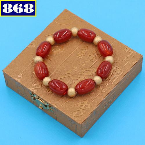 Vòng tay thạch anh đỏ hình bầu 14 ly VTAOBNHVT1 hộp gỗ - 11403447 , 19220810 , 15_19220810 , 220000 , Vong-tay-thach-anh-do-hinh-bau-14-ly-VTAOBNHVT1-hop-go-15_19220810 , sendo.vn , Vòng tay thạch anh đỏ hình bầu 14 ly VTAOBNHVT1 hộp gỗ