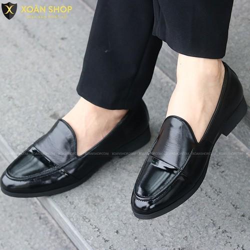 giày lười nam hàn quốc hót nhất 2019