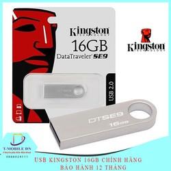 USB 16GB, USB Kingston DTSE9 16GB Chính hãng Bảo hành 1 năm