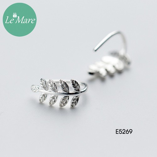 Khuyên tai lá me e5269 lemare jewelry - 19850194 , 25013373 , 15_25013373 , 188000 , Khuyen-tai-la-me-e5269-lemare-jewelry-15_25013373 , sendo.vn , Khuyên tai lá me e5269 lemare jewelry