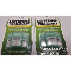 Listerine Freshburst thơm miệng - Mỹ