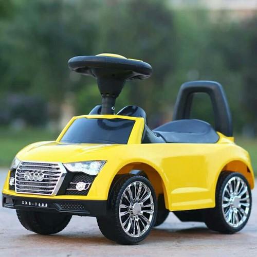 Ô tô audi chòi chân cho bé màu vàng - 20927877 , 24009065 , 15_24009065 , 280000 , O-to-audi-choi-chan-cho-be-mau-vang-15_24009065 , sendo.vn , Ô tô audi chòi chân cho bé màu vàng