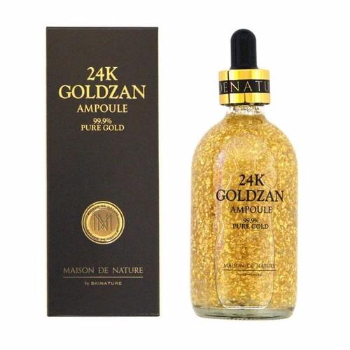 Tinh Chất Dưỡng Da Skinature Serum 24k Goldzan Ampoule