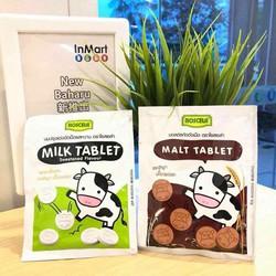 Kẹo sữa bò Thái Lan vị chocolate sữa