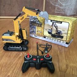 Máy xúc đồ chơi - Máy xúc điều khiển trung quốc