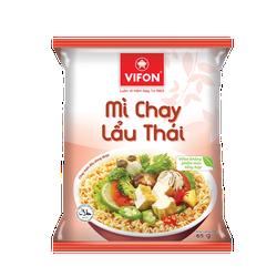Thùng 30 Gói Mì Chay Lẩu Thái 65g Vifon