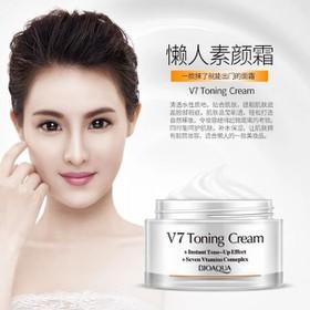 Kem V7 Toning Cream của BIOAQUA hàng nội dịa Trung - Kem V7 Toning Crean