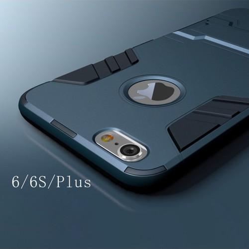 [Tặng kính cường lực] ốp lưng iphone 6 plus - 6s plus chống sốc siêu bền | ốp lưng ip6s plus iron man | case iphone6 plus