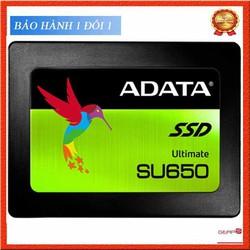 Ổ Cứng SSD Adata 120GB Chính Hãng Sata III SU650 - Adata 120GB