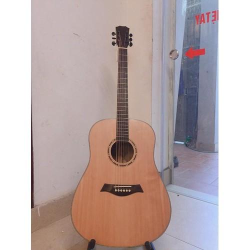 Đàn guitar aucostic chất lượng cao đàn còng cườm