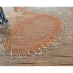 Chài bắt cá cao 4m, nặng 5kg bắt cá siêu nhạy