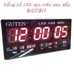Đồng hồ vạn niên LED cao cấp