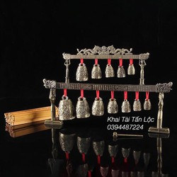 nhạc cụ bằng đồng chuông đồng