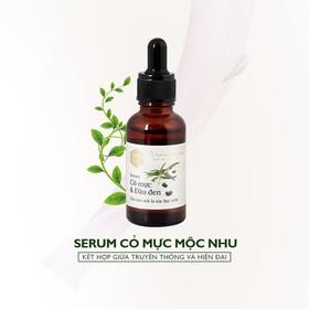 Serum Cỏ Mực Mộc Nhu - Nuôi dưỡng tóc mới mọc ra đen từ gốc - SR280