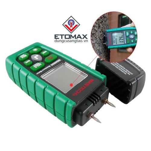 Máy đo độ ẩm gỗ cao cấp mastech ms6900