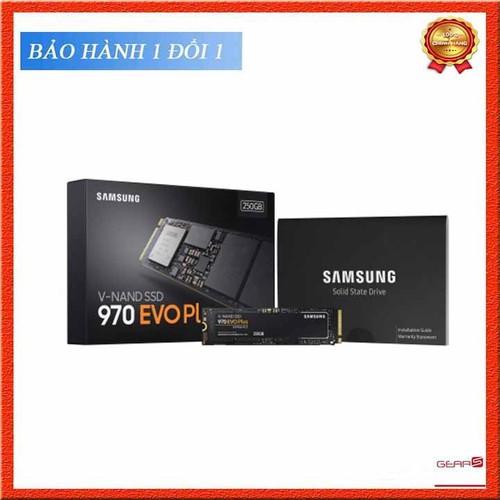 Ổ cứng ssd samsung 970 evo plus 250gb - pcie gen 3×4