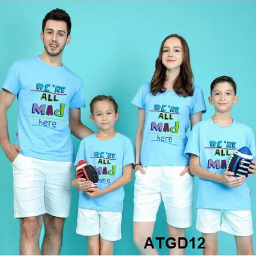 [Hot hot] áo thun gia đình - đi biển - nhóm in chữ siêu hot đủ màu đủ size - atgd12