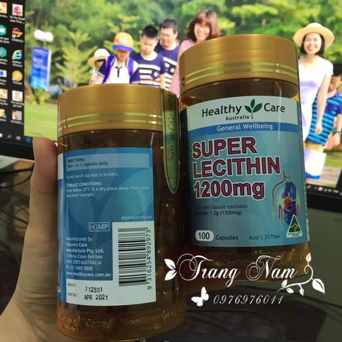 Mầm đậu nành healthy care super lecithin 1200mg của úc - 16962219 , 19260357 , 15_19260357 , 320000 , Mam-dau-nanh-healthy-care-super-lecithin-1200mg-cua-uc-15_19260357 , sendo.vn , Mầm đậu nành healthy care super lecithin 1200mg của úc