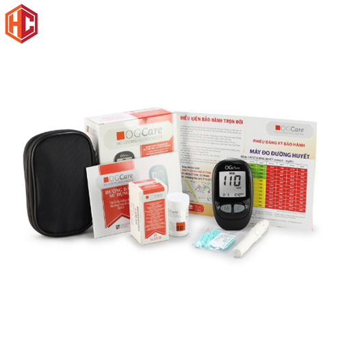 Máy đo đường huyết ogcare - 17229687 , 19277045 , 15_19277045 , 1250000 , May-do-duong-huyet-ogcare-15_19277045 , sendo.vn , Máy đo đường huyết ogcare