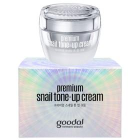 Kem dưỡng trắng da Premium Snail Tone Up Cream - CC028