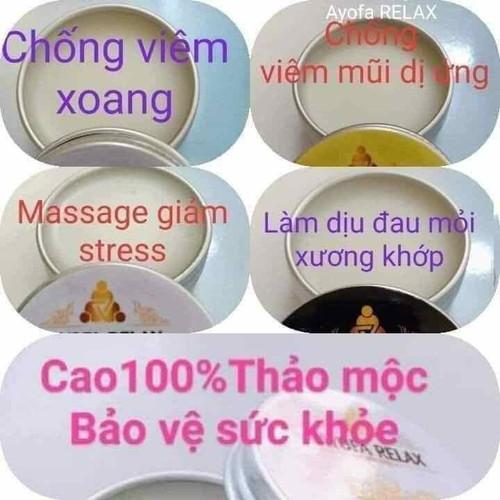 COMBO 5 CAO MASSAGE ĐA NĂNG AYOFA RELAX