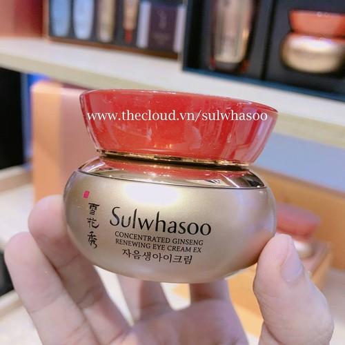 Kem dưỡng vùng mắt sulwhasoo concentrated ginseng renewing eye cream 20ml chính hãng - 17234124 , 19285410 , 15_19285410 , 2999900 , Kem-duong-vung-mat-sulwhasoo-concentrated-ginseng-renewing-eye-cream-20ml-chinh-hang-15_19285410 , sendo.vn , Kem dưỡng vùng mắt sulwhasoo concentrated ginseng renewing eye cream 20ml chính hãng