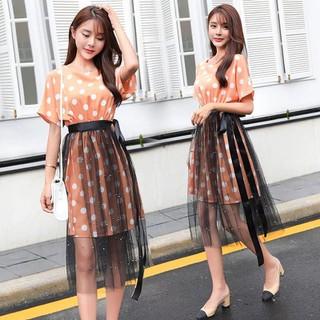 W041423 - Set váy và chân váy hàng nhập - W041423 thumbnail