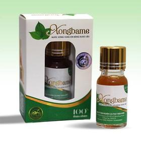 Xongbame - Nước xông vùng kín thảo dược cho bà mẹ sau sinh - Dược liệu xông vùng kín
