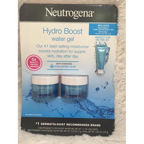 Kem dưỡng ẩm Neutrogena Hydro Boost -Mỹ