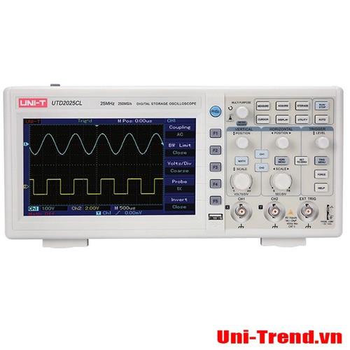 UTD2025CL 25Mhz máy hiện sóng Uni-Trend