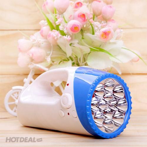 Đèn pin LED sạc Nanolight LT-006