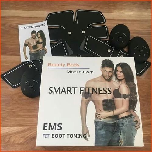 Máy massage smart wireless mobile gym