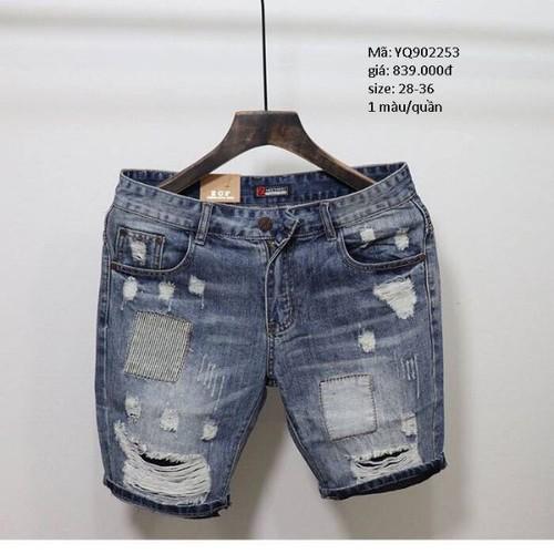 quần short jean nam hot hot