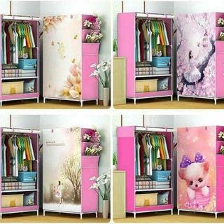 Tủ vải quần áo 1 buồng 3D - Tủ vải - Tủ quần áo - TVQA3D1B001-Z thumbnail