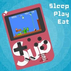 Máy chơi game đôi [ 2 NGƯỜI CÙNG CHƠI] hơn 400 Game – Tặng kèm 1 tay game rời, chơi được trên màn hình Tivi