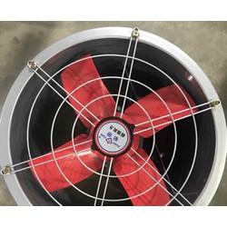 quạt thông gió công nghiệp đường kính 40cm 220v 580w - q40cm