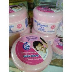 Kem dưỡng ẩm Gohnson baby chống nứt nẻ cho mẹ và bé