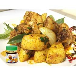 Gia vị nấu Cà ry kiểu Ấn Độ món ngon tuyệt vời nấu chay và mặn hủ 45gram