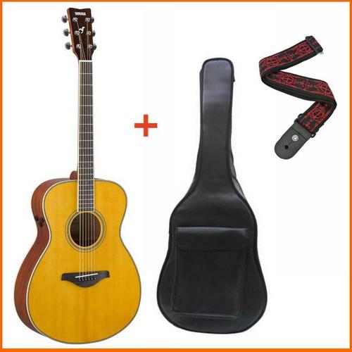 Đàn acoustic guitar yamaha fs-ta mới full box