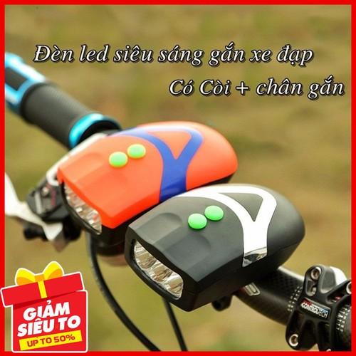 Đèn pha xe đạp