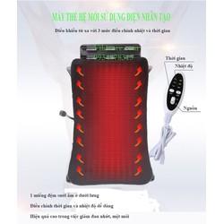 Máy nắn cột sống nhiệt liệu trình nâng cao Neture Eco Hearthe Hàng Mỹ - dụng cụ nắn cột sống điện