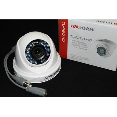 Mắt Camera trong nhà Hikvision DS-2CE56D0T-IR 2MP chất liệu sắt