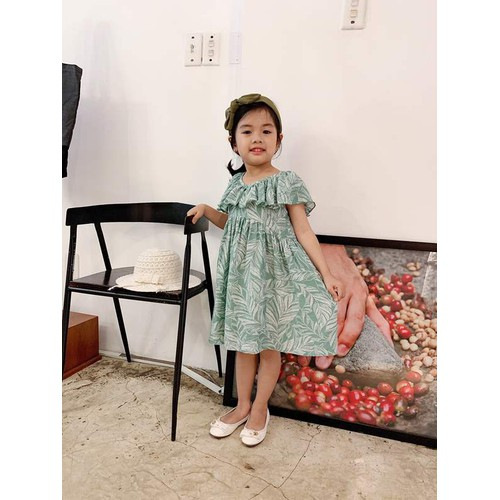 Váy đầm mùa hè bé gái tutupetti